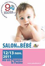 Salon 9 mois (salon du bébé) au Pasino d'Aix-en-Provence