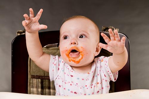 La diversification alimentaire du bébé : quand ? comment ? quoi ? ... les réponses d'une diététicienne.