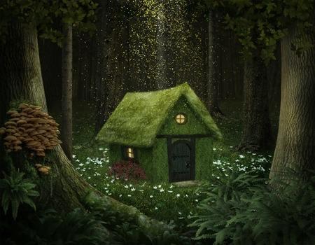 La forêt des contes : un programme d'ateliers proposés par les enfants chez KID & Sens à Aix en Provence