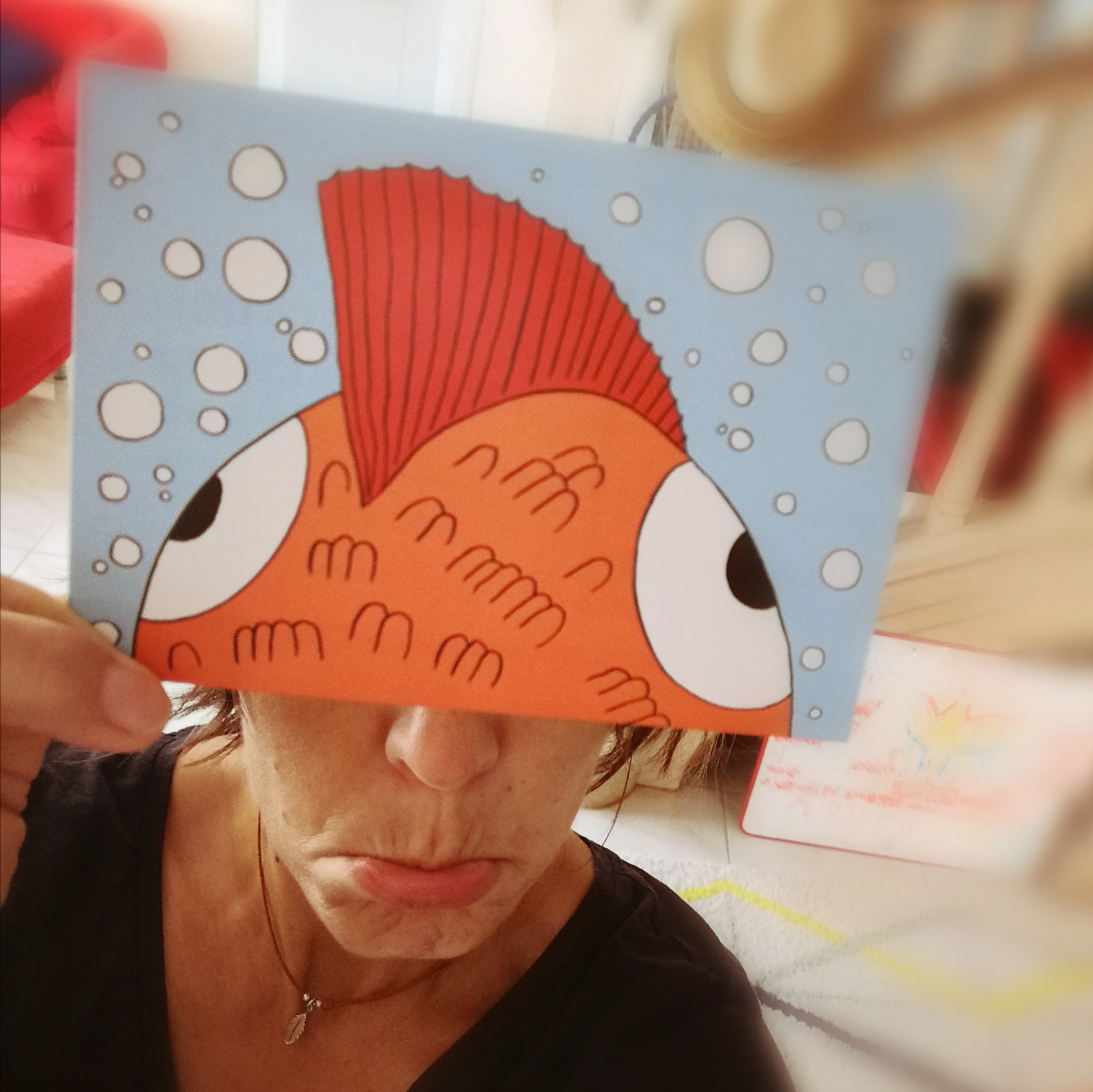 Portrait Autoportrait : ateliers pour les enfants