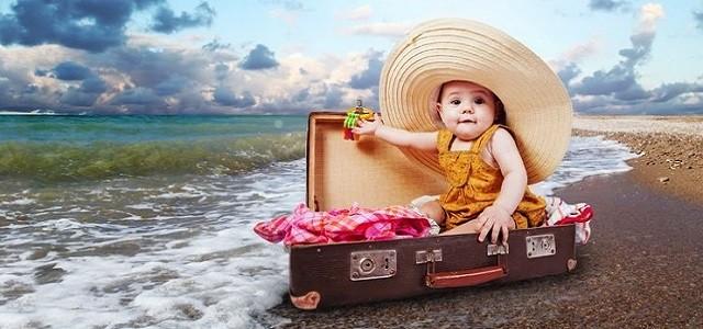 Voyage imaginaire pour les enfants pendant les vacances d'été à Aix en Provence