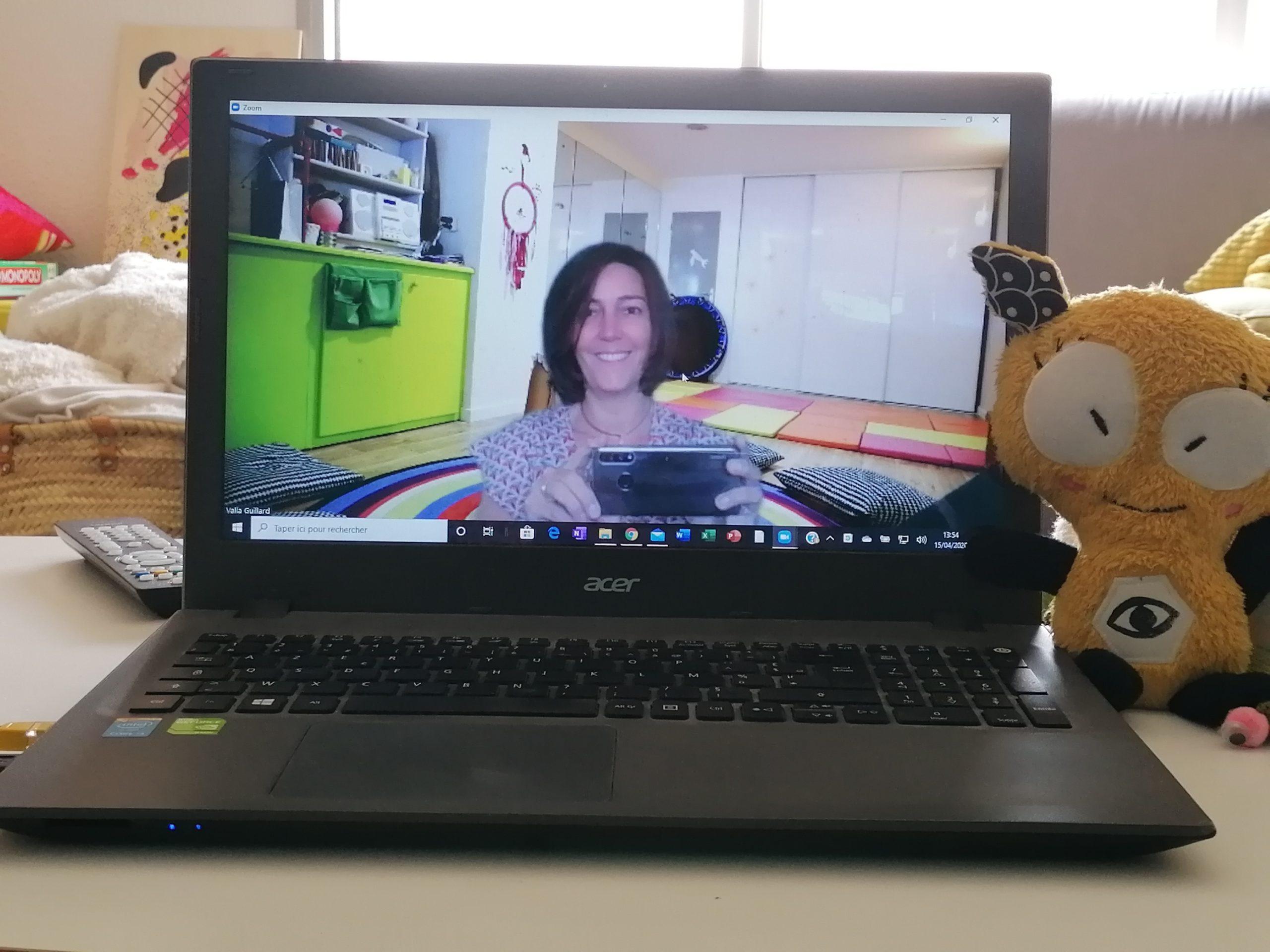 Atelier en ligne pour découvrir les signes avec bébé grâce à KID & Sens