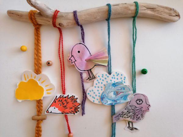 Atelier créatif DIY KID&Klic Petit Nuage