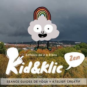 KID&Klic Zen Petit Nuage