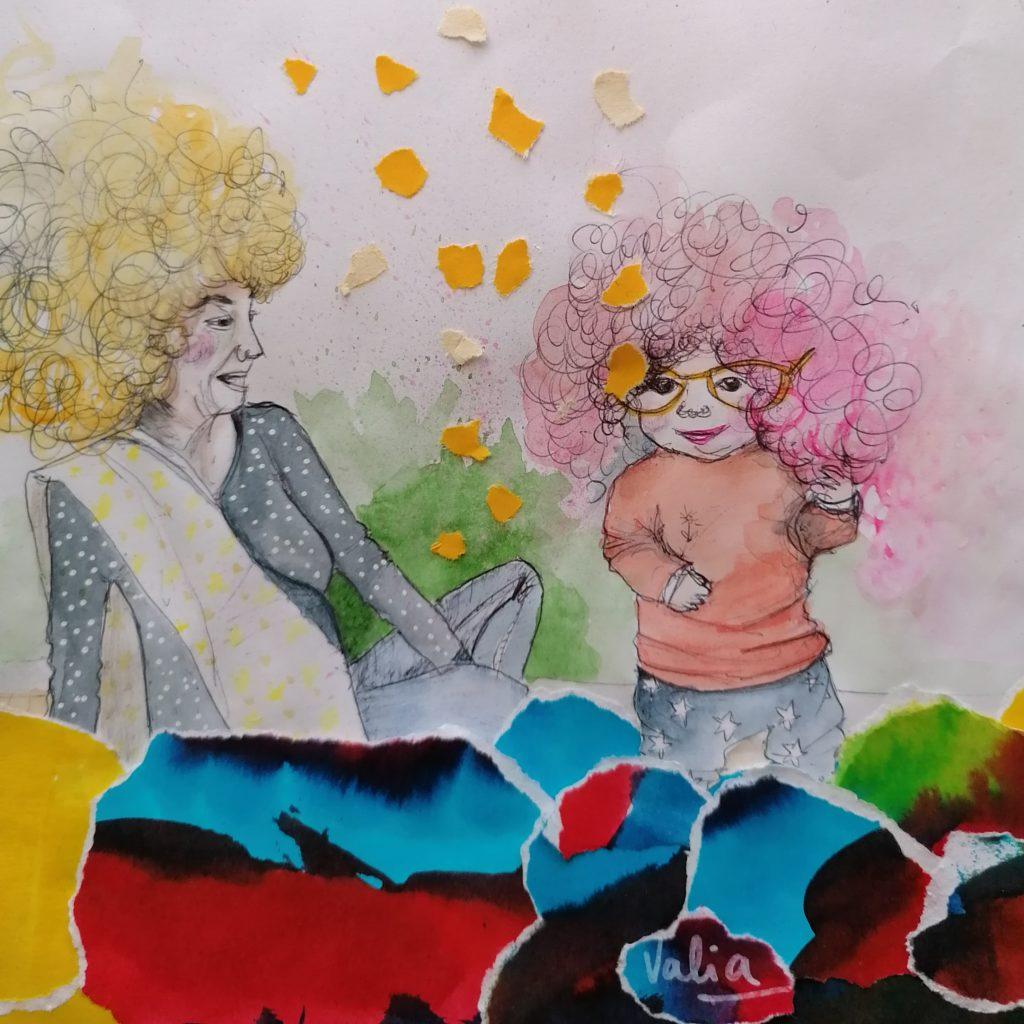 Parentalité : mettre des couleurs dans sa vie de parents et celle de ses enfants !
